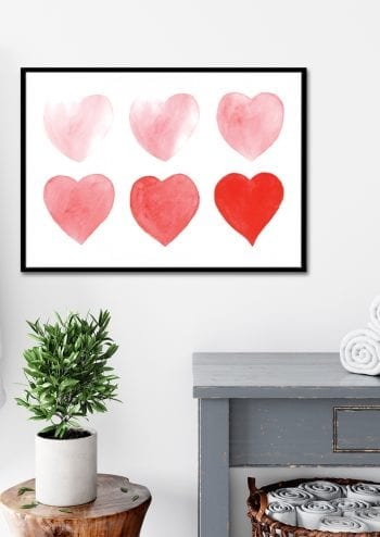 - -- Poster6 x Hjärtan 2