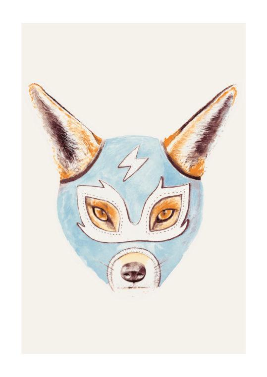 - Florent Bodart PosterAndrew Fox 1