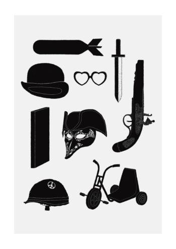 - Florent Bodart PosterStanley Kubrick 1