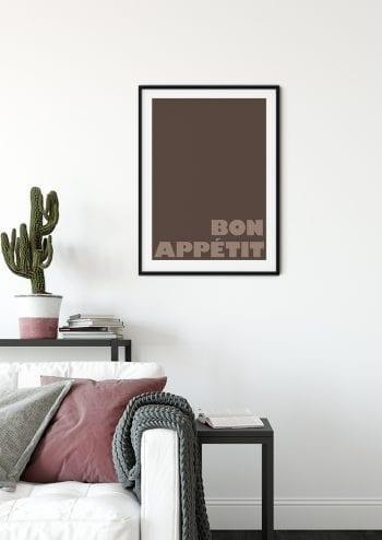 Poster Bon Appetit 2