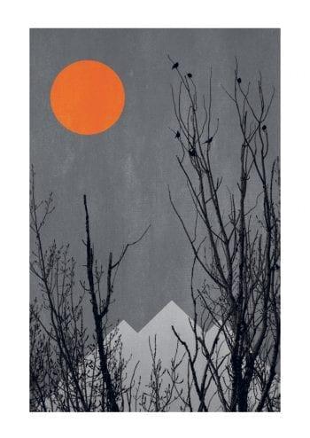 - Kubistika PosterSchwarzwald Grey 1