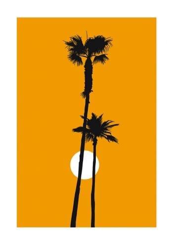 Poster Paradiso Yellow 1