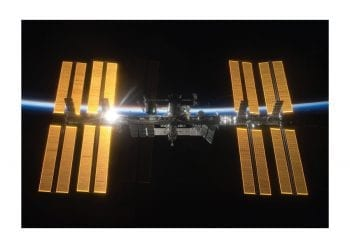 - -- PosterISS International Space Station 1