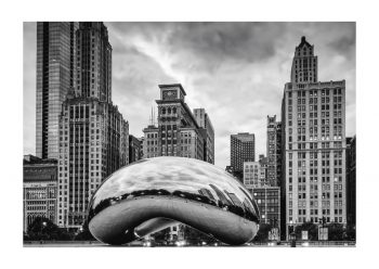 - Robert Bolton PosterBolton Chicago The Bean 1