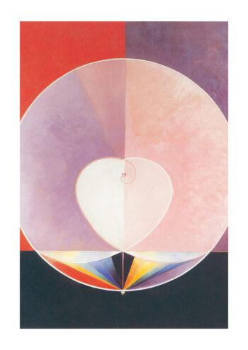 Poster Hilma af Klint | Duvan Nr2 1