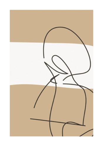 - Linn Westanbäck PosterEase beige 1