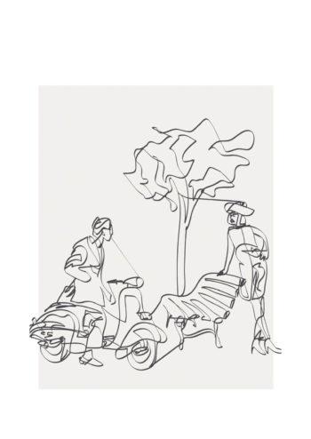 - Linn Westanbäck PosterMötet 1