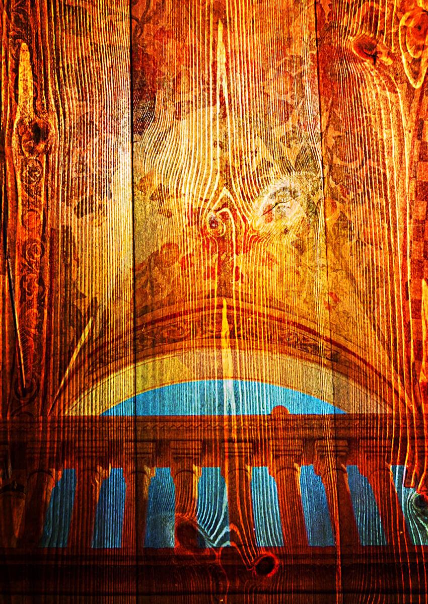– Fancy Frank PosterVenice Wood 1