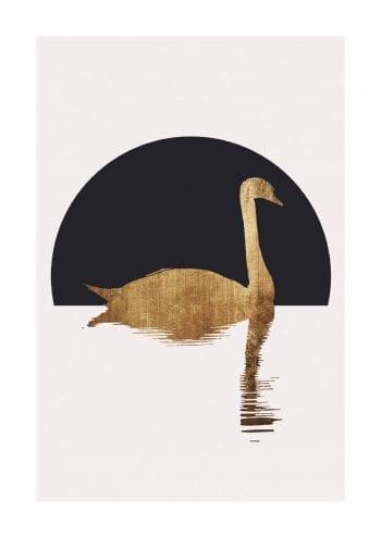 - Kubistika PosterThe Swan 1