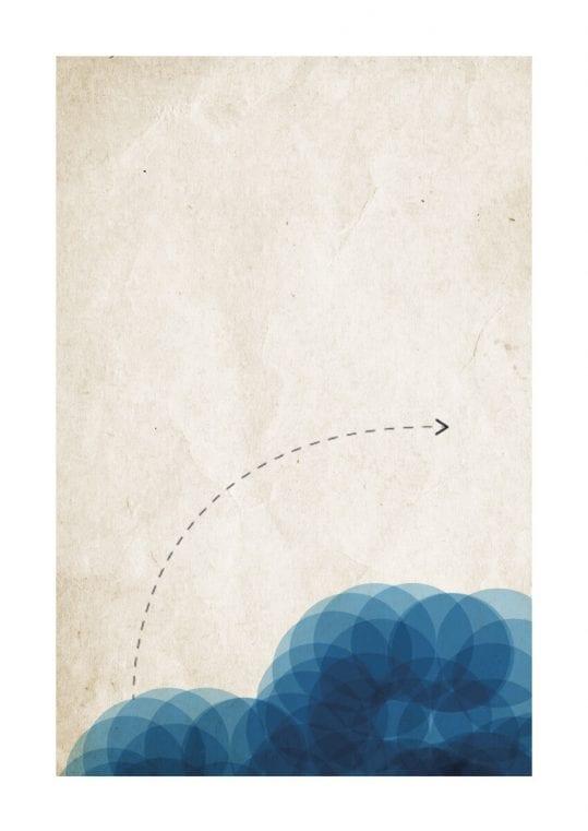 - Kubistika PosterWater Study 1