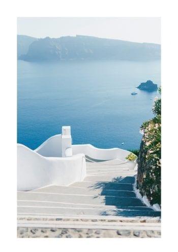 Poster Hav i Grekland 1