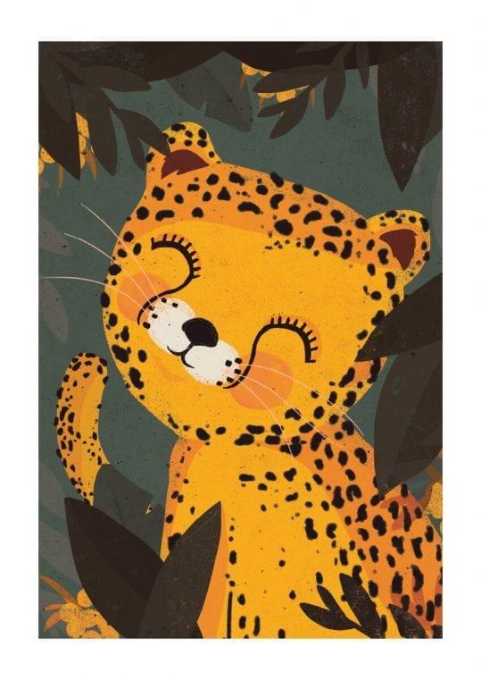 Poster Leopard 1