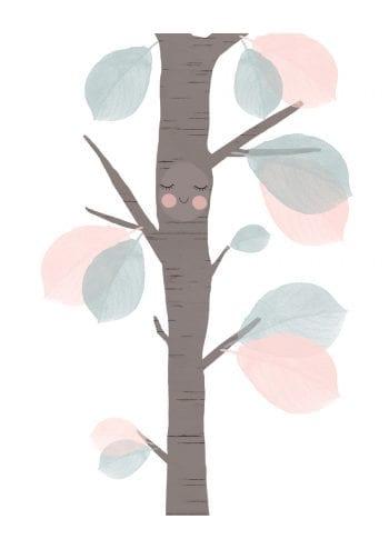 - treechild PosterLittle tree 1